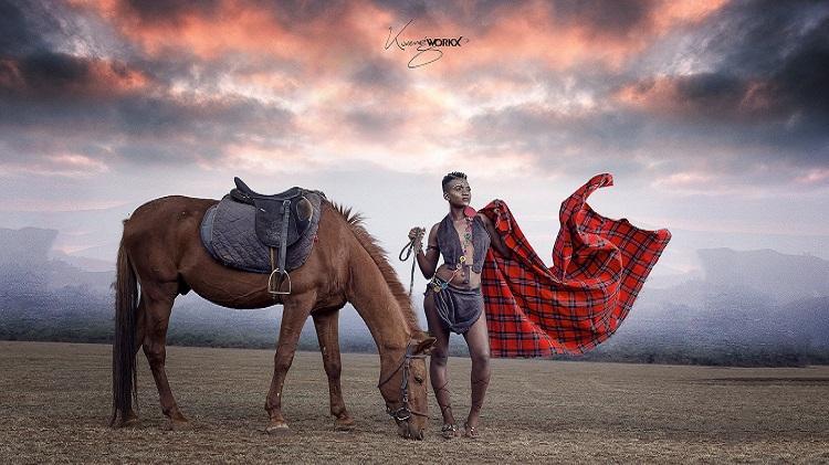 African quenn 4
