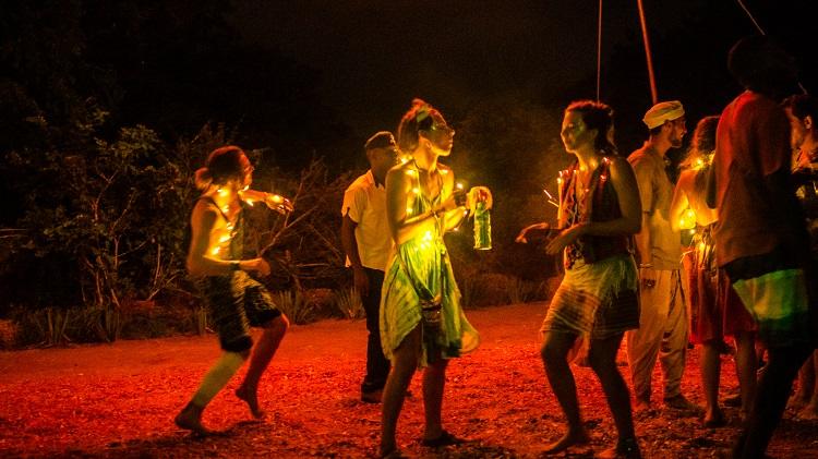 dancing in Kilifi