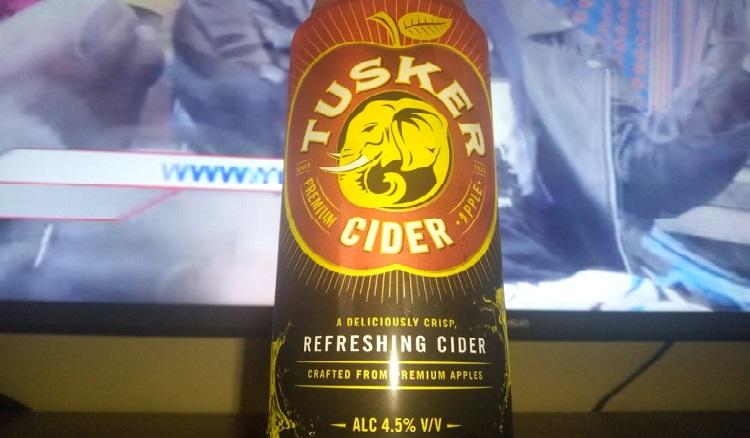 Tusker Cider